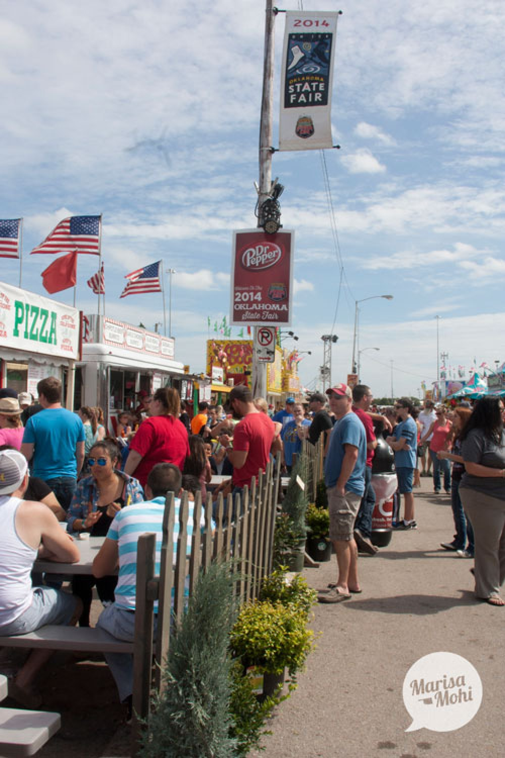 food stands at the state fair of oklahoma