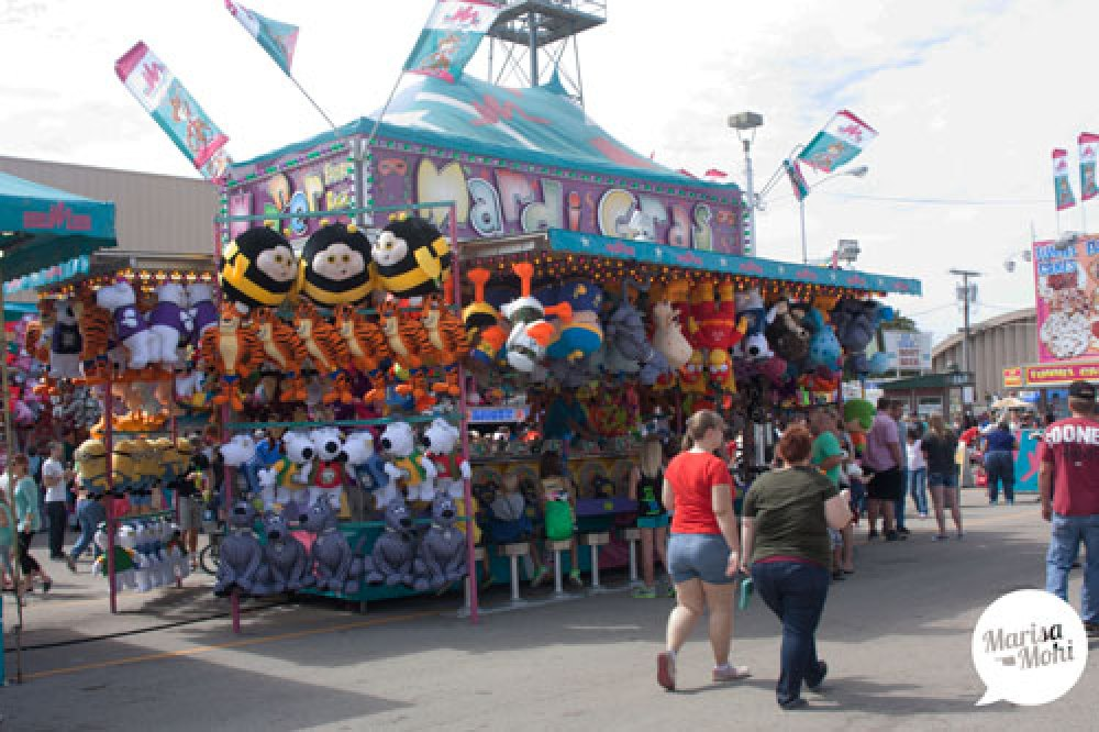 games at the state fair of oklahoma