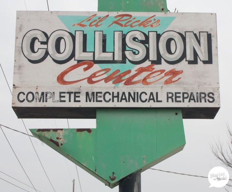 Lil Rick's Collision Center 10th street