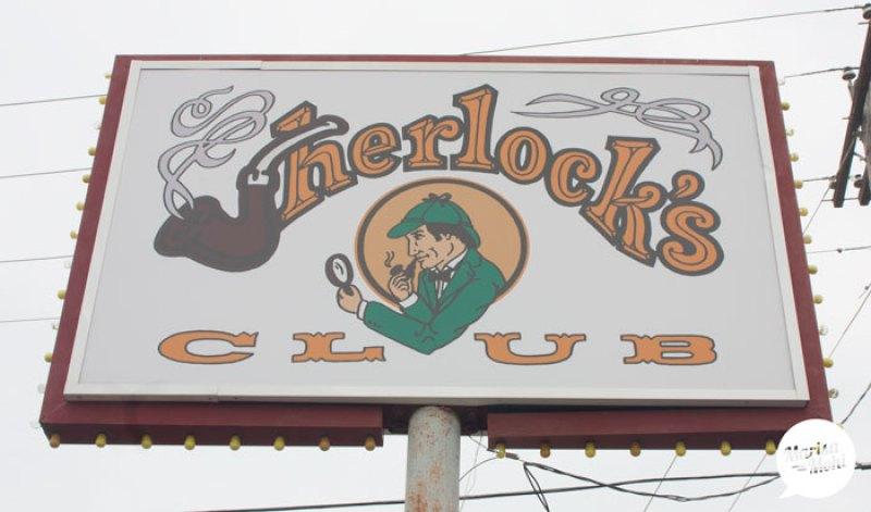 sherlock club macarthur and I-40