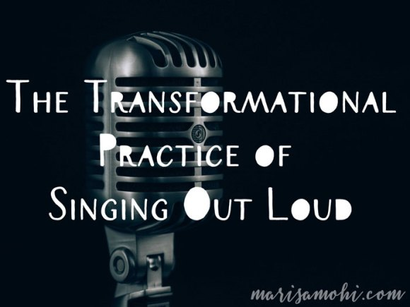 Singing Out Loud