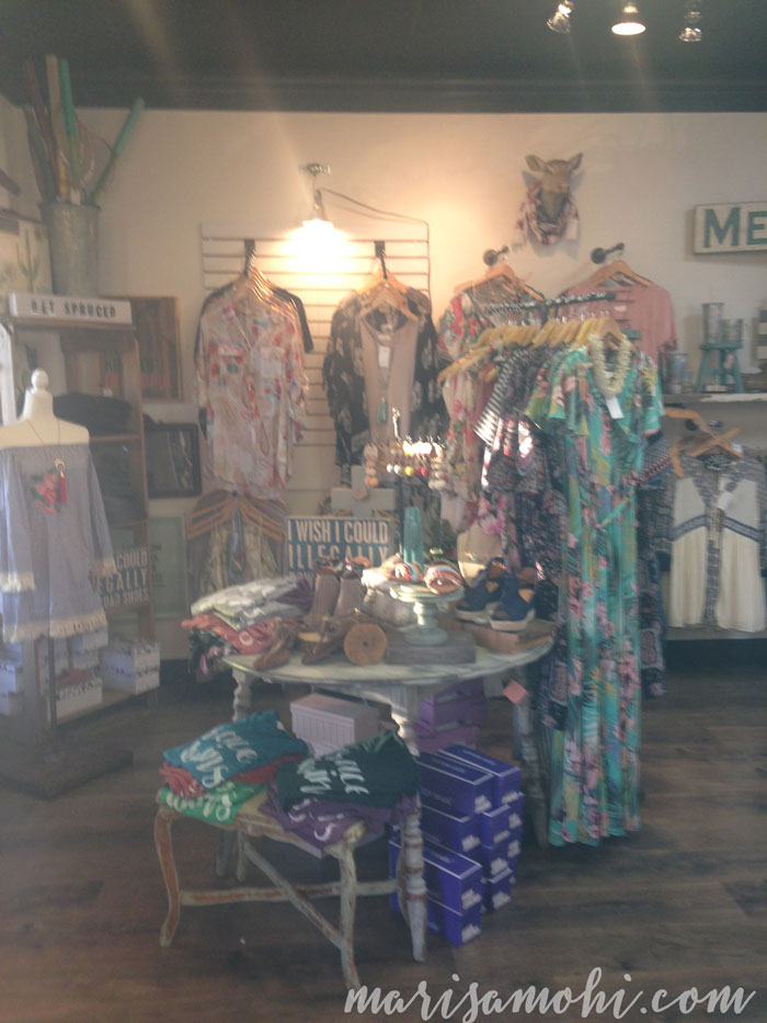 Spruced Cooperative in Edmond Dresses