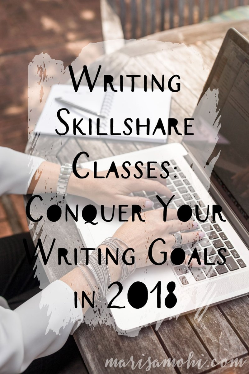 writing skillshare classes