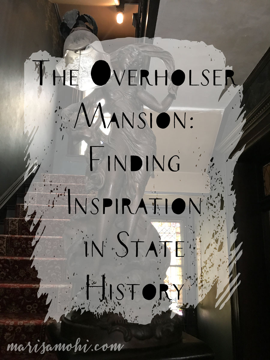 The Overholser Mansion: Finding Writing Inspiration in State History