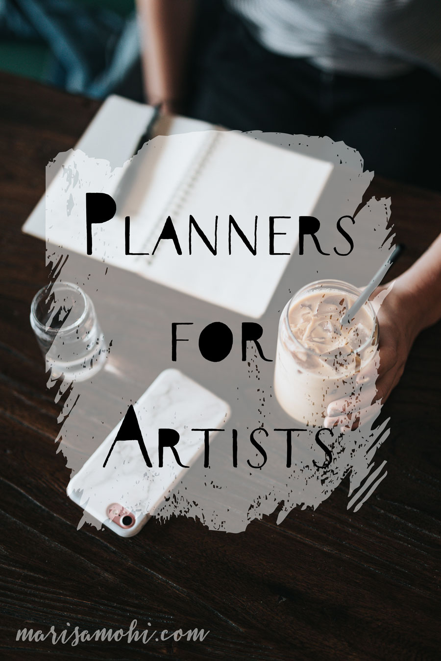 Planners for Artists