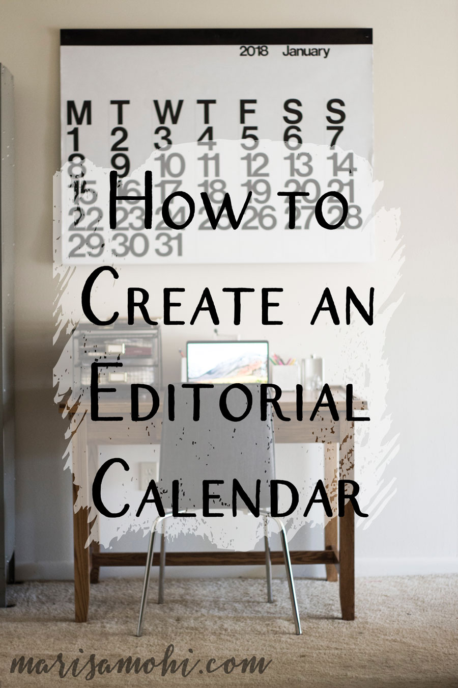 How to Create an Editorial Calendar