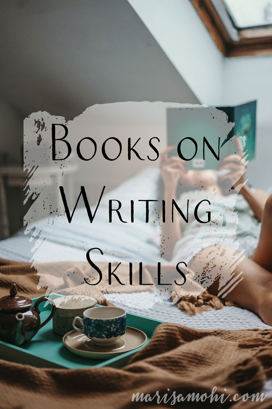 Books on Writing Skills | These books on writing skills are great for writers who are looking to get faster, writer better, and build their online author platform.