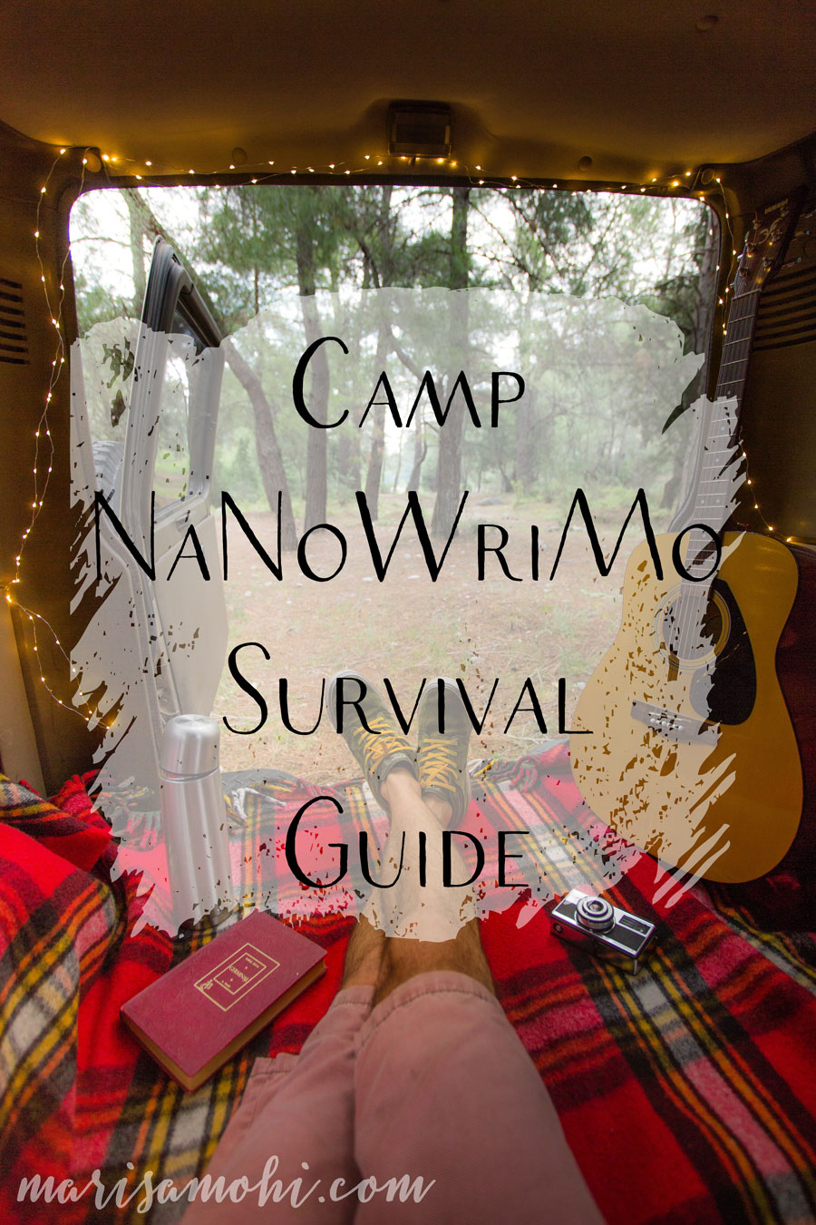 Camp NaNoWriMo Survival Guide | This Camp NaNoWriMo survival guide contains the dos and don'ts of Camp NaNoWriMo. If you're looking to get the most out of Camp NaNoWriMo, this post is for you!