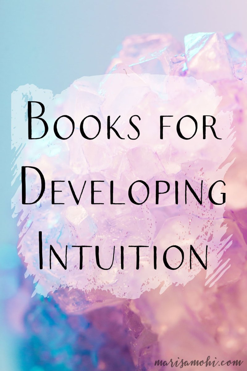 Need some books for developing intuition? Check out these 6 books for developing intuition and gain clarity fast!