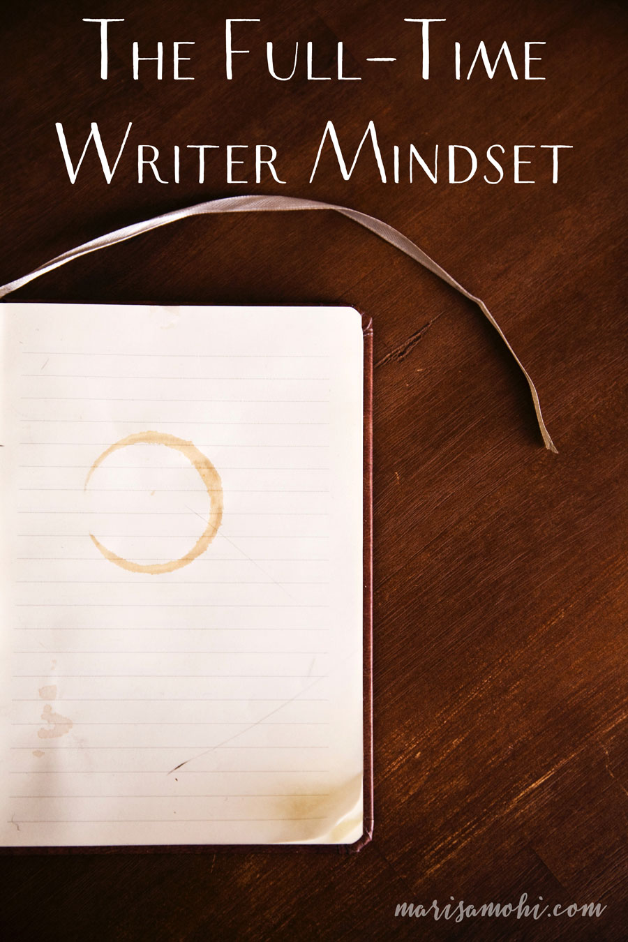 The Full-Time Writer Mindset   My full-time writer mindset is what enables me to keep working toward my goals as a writer.