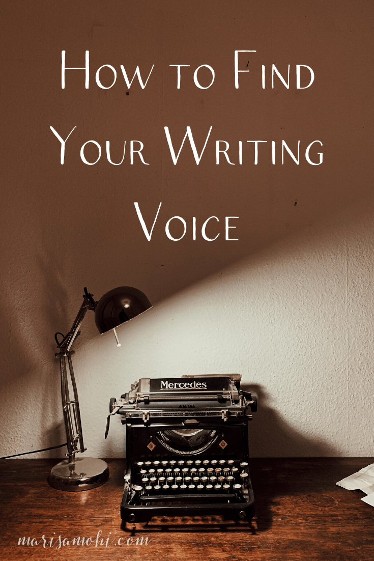 How to Find Your Writing Voice | Wondering how to find your writing voice? These 11 tips will help you find your writing voice and improve your writing style.