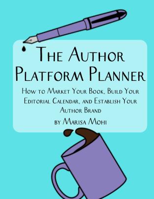 The Author Platform Planner