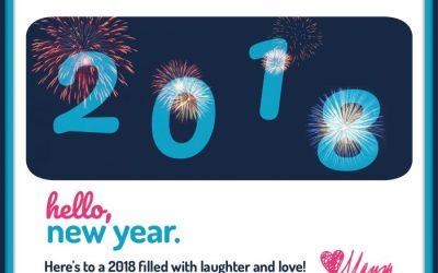 Happy 2018!!