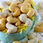Lemon Cornmeal S Cookies