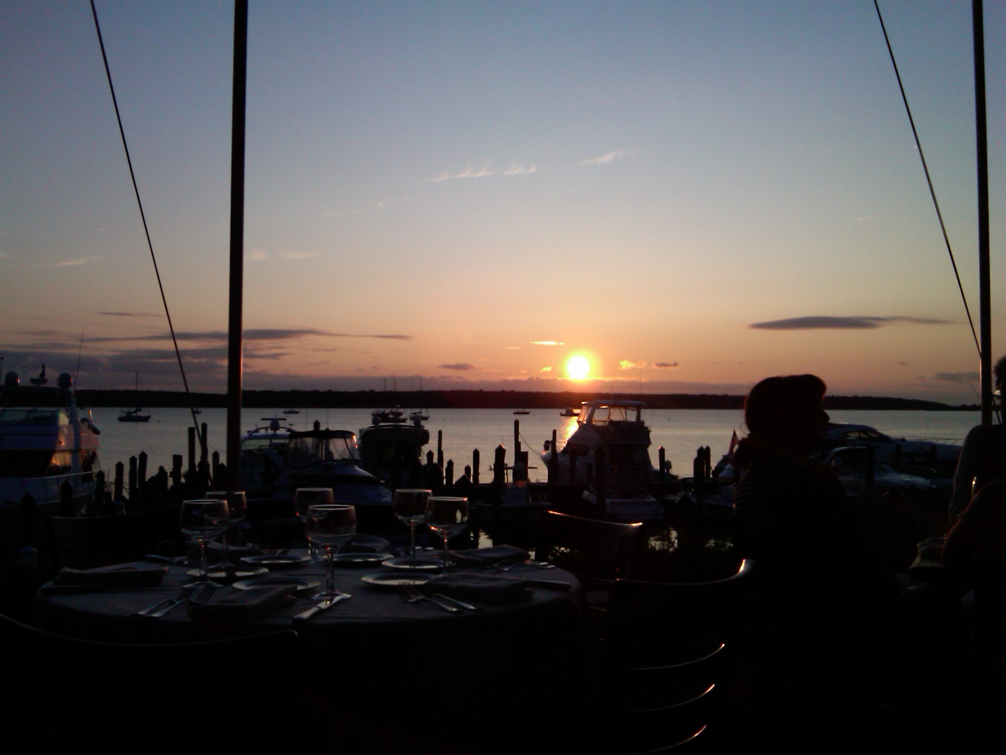 East Hampton Point Restaurant