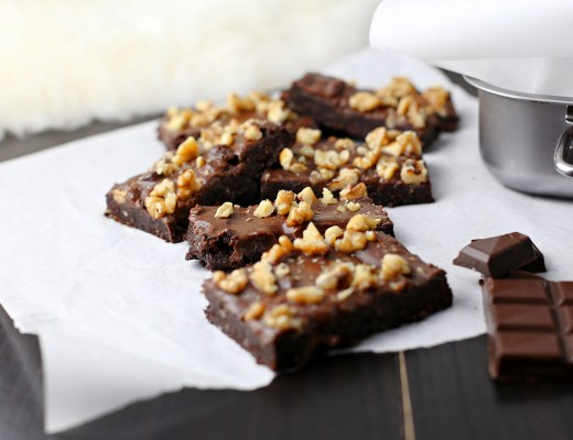 Raw Vegan Brownies