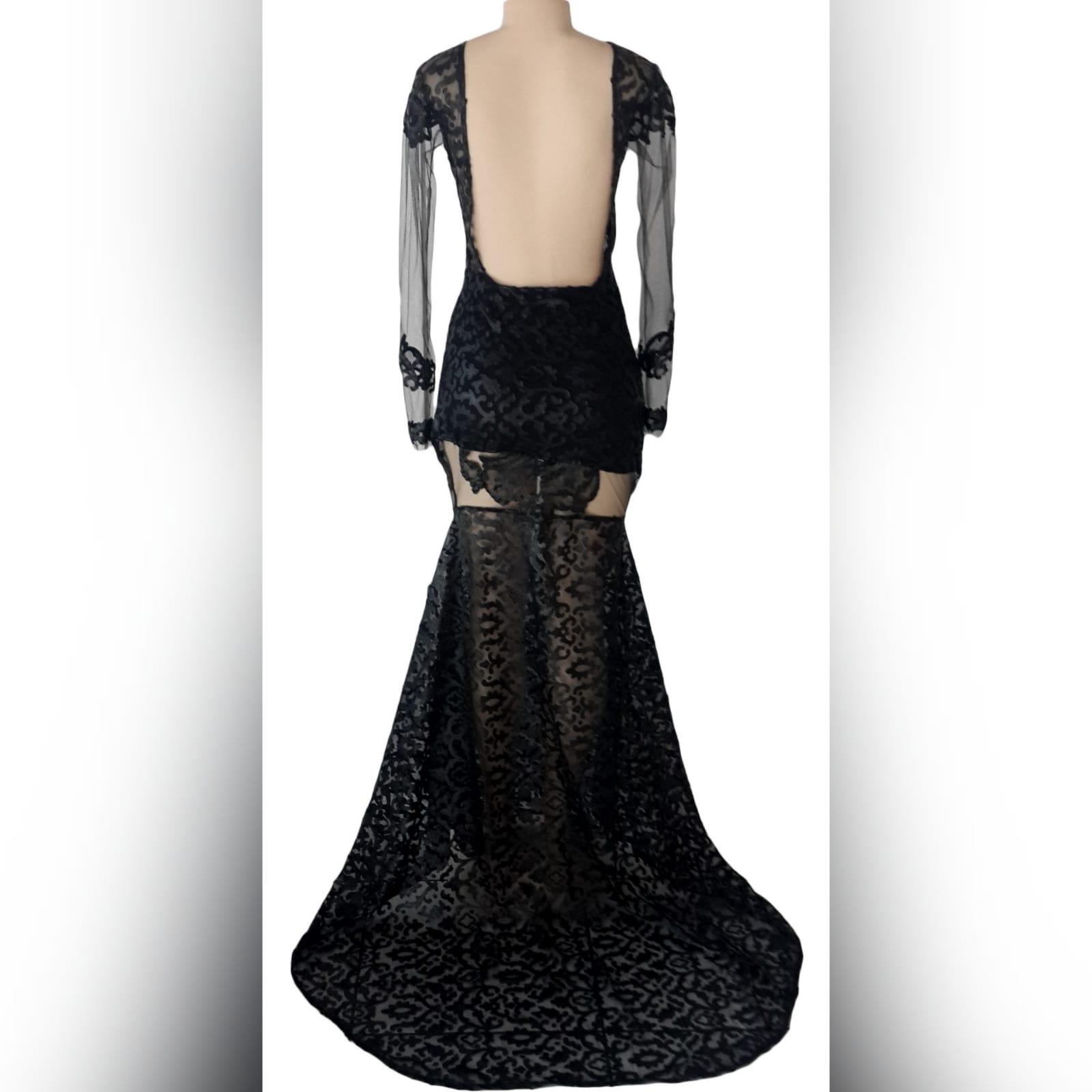 21st Birthday Party Black Dress Marisela Veludo Fashion Designer