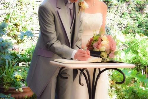 授かり婚 結婚式 挙式のみ