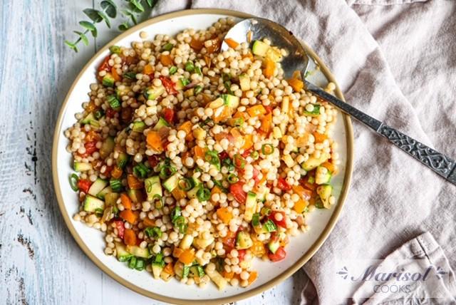 Summer Vegetable Couscous