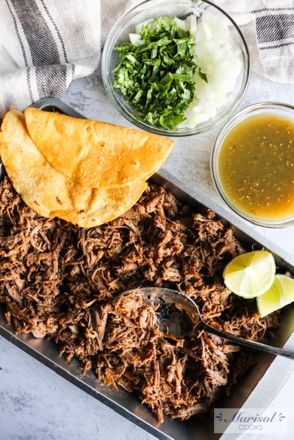 Dutch Oven Barbacoa