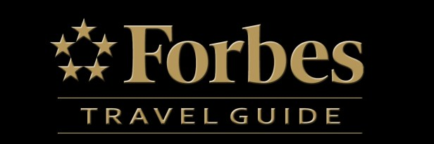Forbes Travel Guide logo