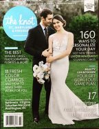 the knot fall:winter 2016 cover