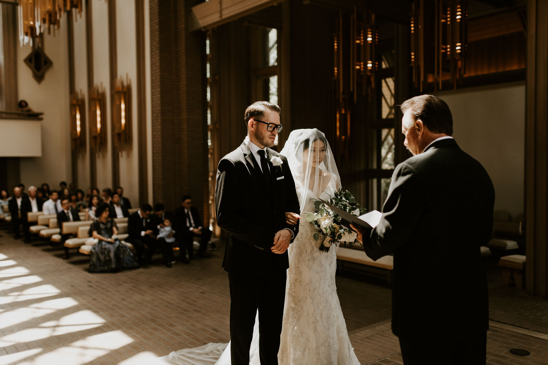 lena pope chapel wedding vows photography