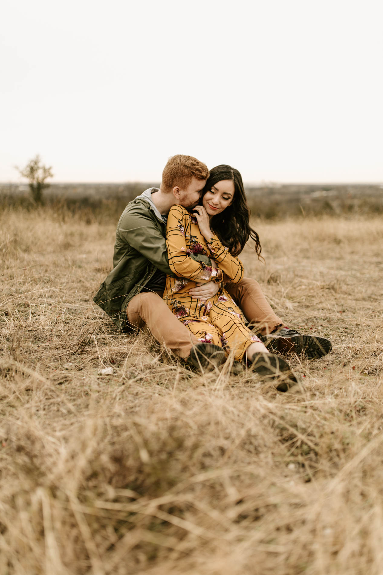 Fort Worth engagement photographer Fort Worth
