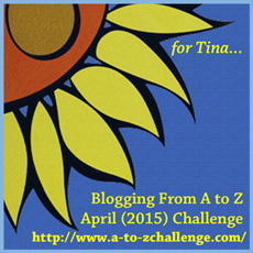 A-Z April 2015 Challenge Badge