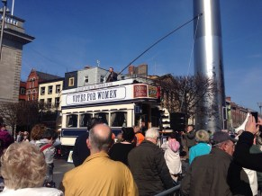 O'Connell Street Easter Monday 2015