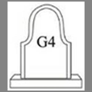 แบบโล่ห์อะคริลิก G4
