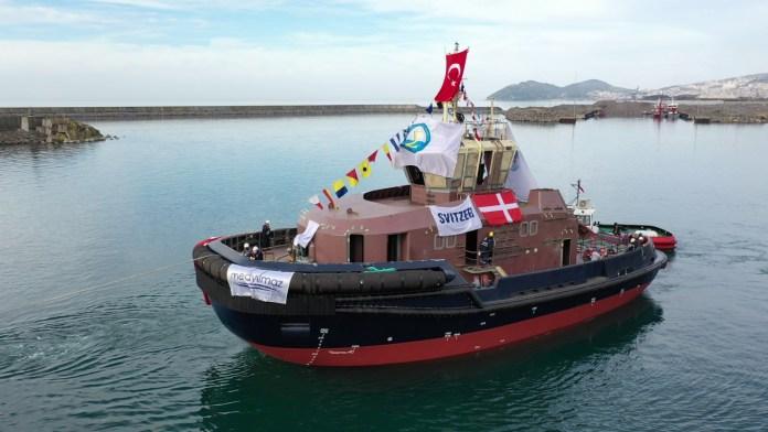 Dansk slæbebådsrederi flytter til Panama