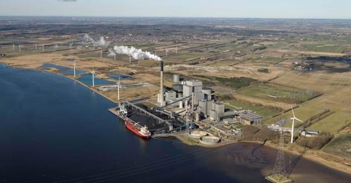 Stor renovering af tanke til skibsbrændstof på olieterminal