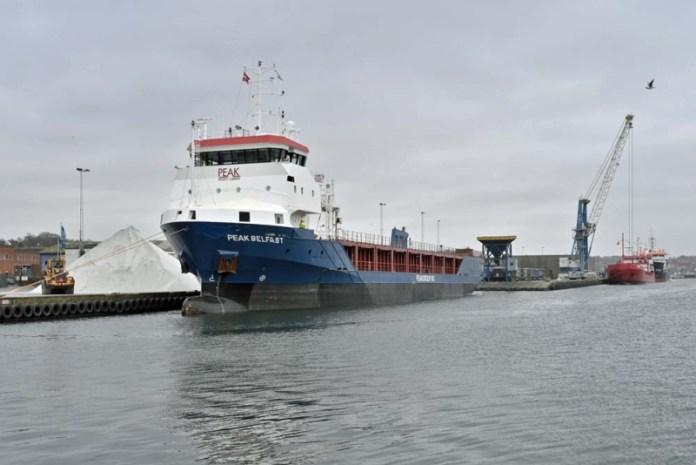 Solidt regnskab og øgede godsmængder i Kolding Havn