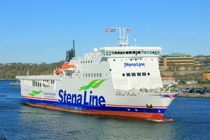 Stena Line indsætter tredje færge mellem Danmark og Sverige
