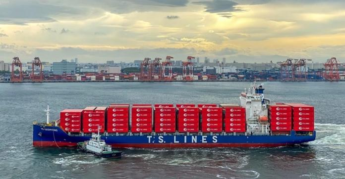 Taiwanesisk rederi udvider med fire nye containerskibe