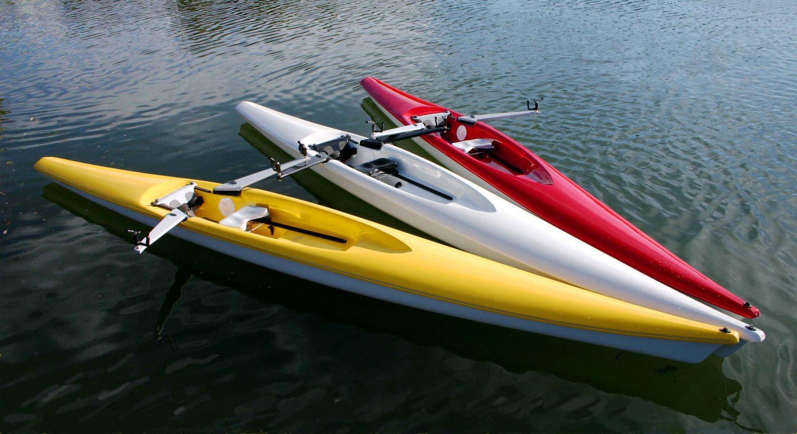 Echo rowing