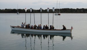 Beaufort Oars