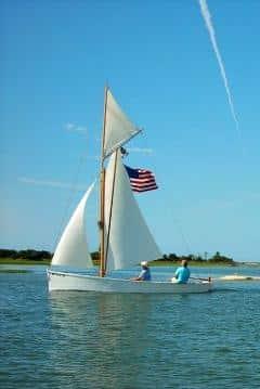 Great 4th Race Friends NC Maritime Museum