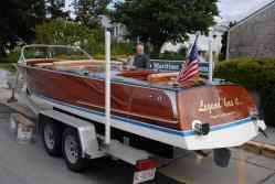 Wooden Boat Show Winner 2013 Legend Has It