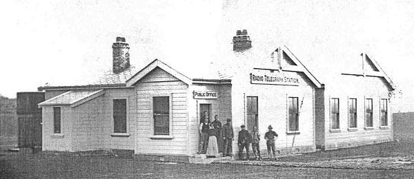 Chatham Islands Radiotelegraph Station