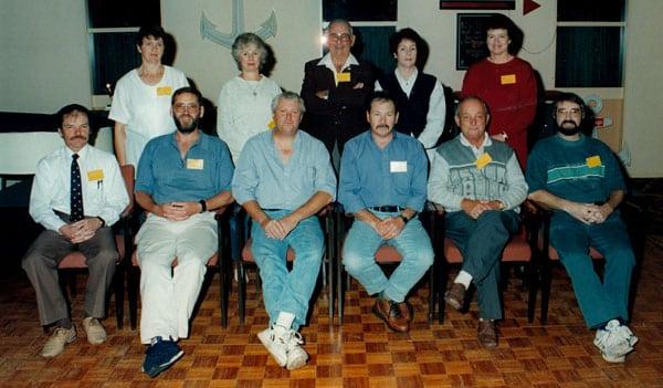 1996 Himatangi Radio reunion committee