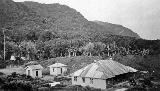 Raoul Island, date unknown