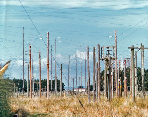 Himatangi Radio aerial farm