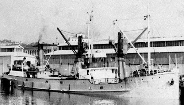 MV Port Waikato