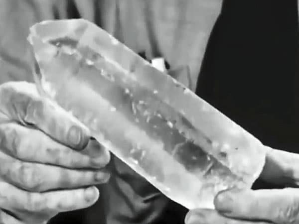 Quartz crystal