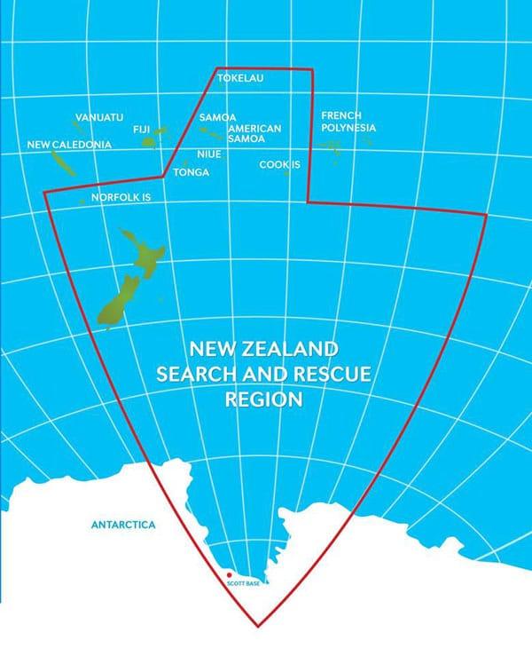 Taupo Maritime Radio covers international NAVAREA XIV using MF and HF