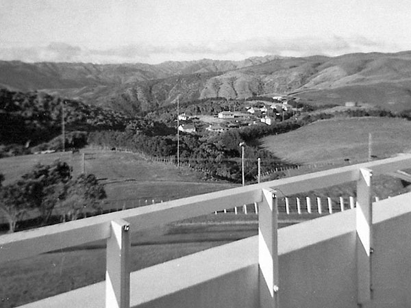 Makara Radio in the mid 1960s