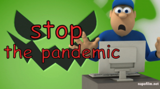 Napo in… Stop the pandemic!