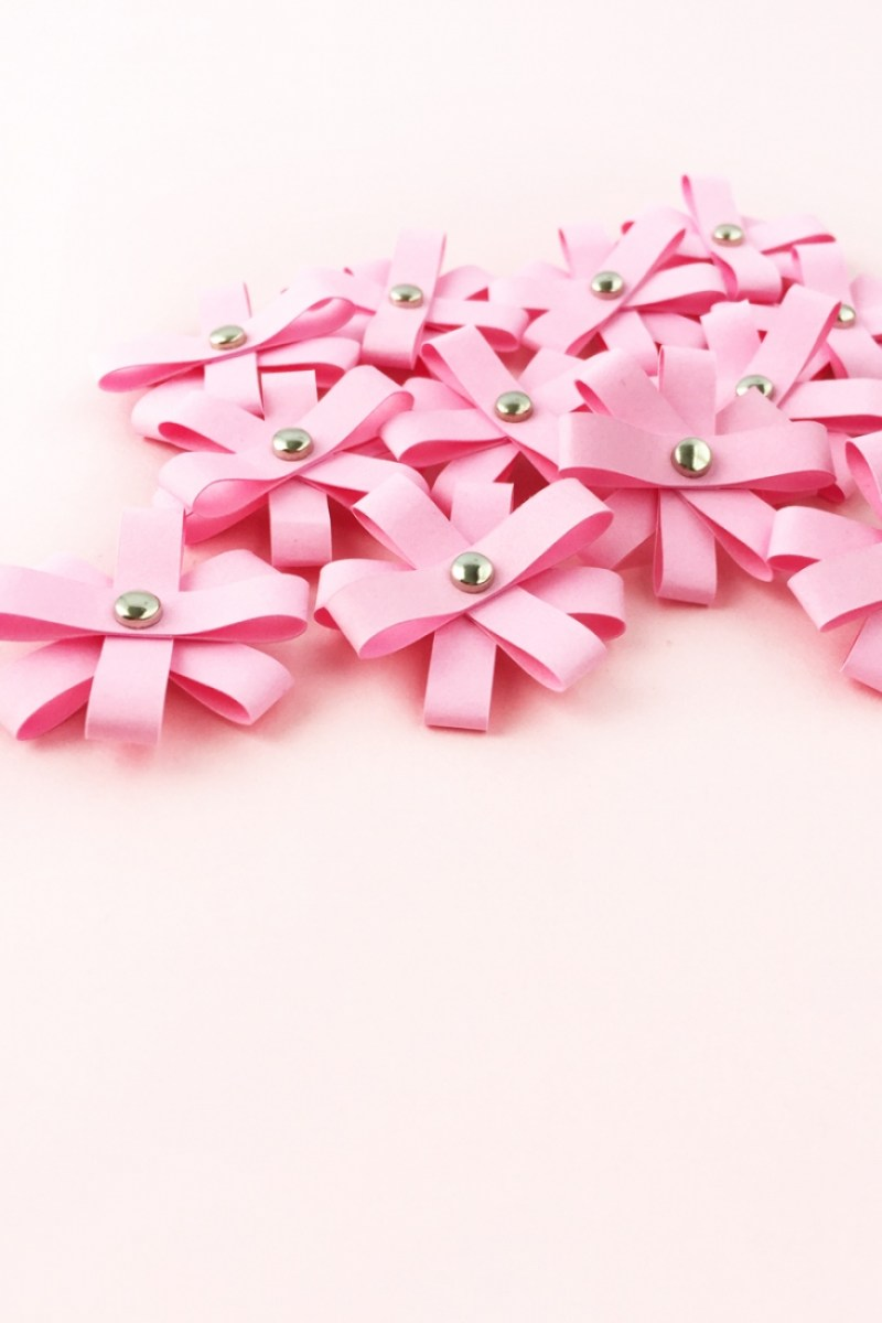 Easy Diy Paper Flower Toppersmaritza Lisa